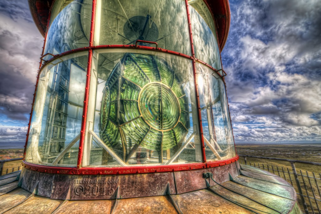 Lighthouse Fresnel lense,