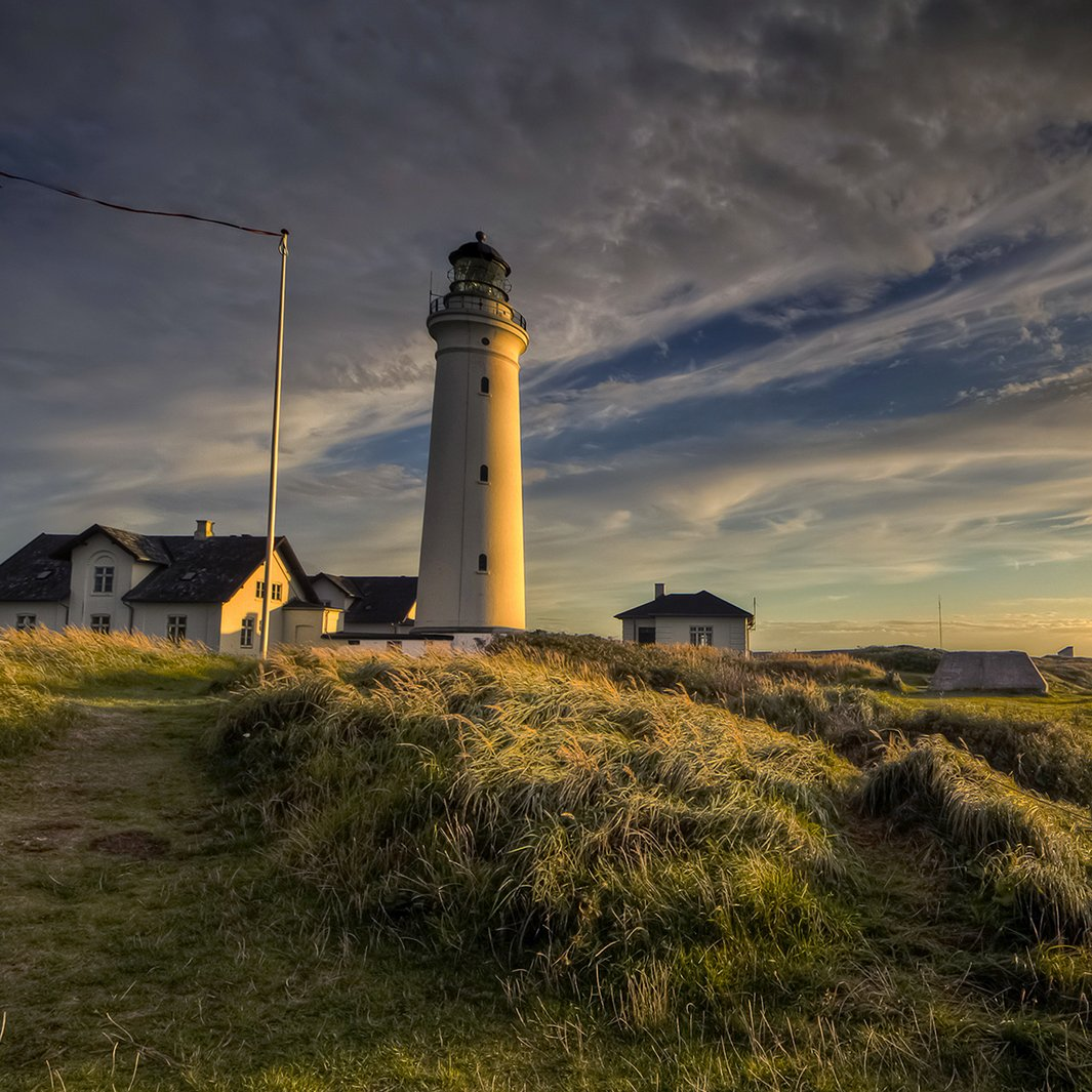 Hirtshals lighthouse 01