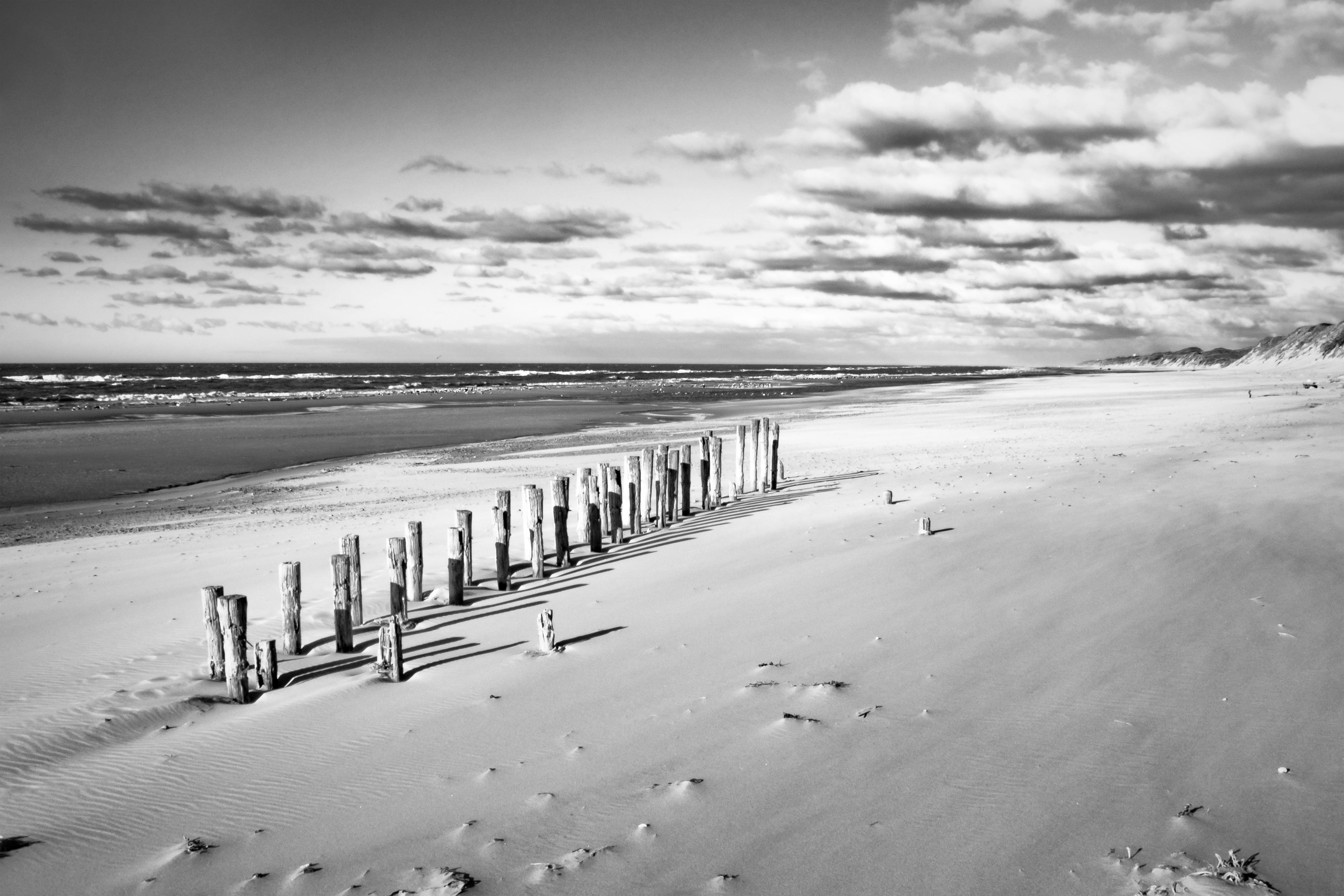 Norlev Strand beach